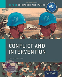 9780198310174: Conflict and Intervention History Course Companion Book