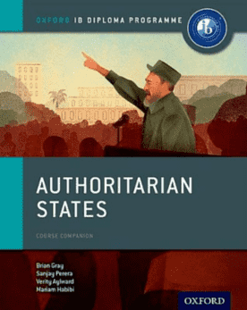 History Authoritarian States Course Book -Oxford University Press IBSOURCE