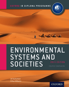 9780198332565, IB Environmental Systems and Societies Course Book: 2015 edition