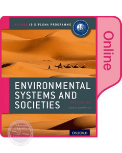 9780198332589, IB Environmental Systems and Societies Online Course Book: Oxford IB Diploma Programme