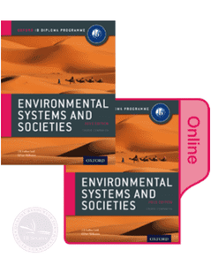 9780198332596, IB Environmental Systems and Societies: Print and Online Course Book Pack