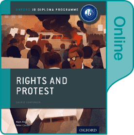 9780198354888, Rights and Protest: IB History Online Course Book: Oxford IB Diploma Programme