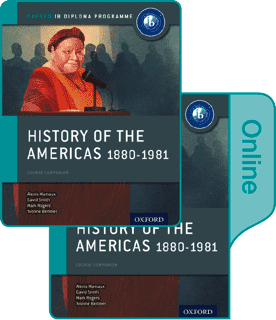 History of the Americas Print and Online Course Book Pack -Oxford University Press IBSOURCE