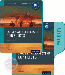 History Causes and Effects of War Print and Online Course Book Pack -Oxford University Press IBSOURCE