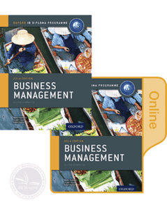 9780198354987, IB Business Management Print and Online Course Book Pack: Oxford IB Diploma Programme