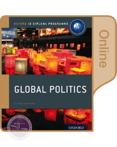 9780198354994, IB Global Politics Online Course Book: Oxford IB Diploma Programme