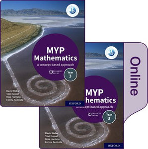 MYP Mathematics 3: Print and Enhanced Online Course Book Pack (revised for 2020)