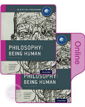IB Philosophy Being Human Print and Online Course Book Pack -Oxford University Press IBSOURCE