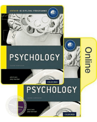 IB Psychology Print and Online Course Book Pack -Oxford University Press IBSOURCE