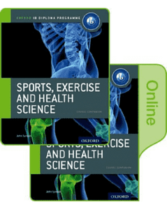 9780198368434, IB Sports, Exercise and Health Science Print and Online Course Book Pa
