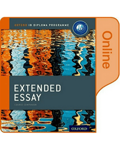 Extended Essay Online Course Book - IBSOURCE