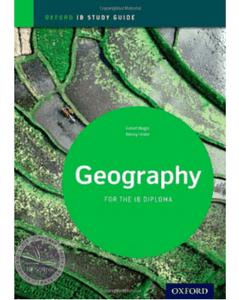 9780198389156, IB Geography: Study Guide: Oxford IB Diploma Program