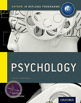 IB Psychology Course Book -Oxford University Press IBSOURCE