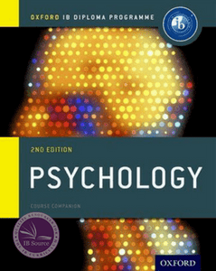 9780198398110,Oxford IB Diploma Programme: Psychology Course Companion