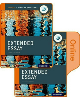 Extended Essay Print and Online Course Book Pack: Oxford IB Diploma Programme