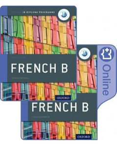 9780198422372: IB French B Course Book Pack: Oxford IB Diploma Programme (Print Course Book & Enhanced Online Course Book