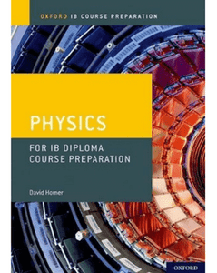 9780198423591, Oxford IB Course Preparation: Physics for IB Diploma Programme Course Preparation
