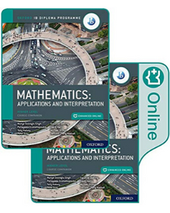 9780198427049, Oxford IB Diploma Programme: IB Mathematics: applications and interpretation, Higher Level, Print and Enhanced Online Course Book Pack