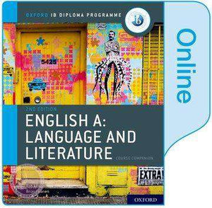 IB English A: Language and Literature Online Course Book (New 2019)