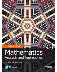 Pearson IB Mathematics Analysis and Approaches HL (Text + Ebook Bundle)