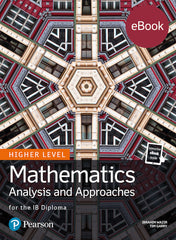 Pearson IB Mathematics Analysis and Approaches HL (ebook only)