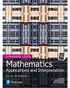 Pearson IB Mathematics Applications and Interpretation SL (Text & Ebook bundle)