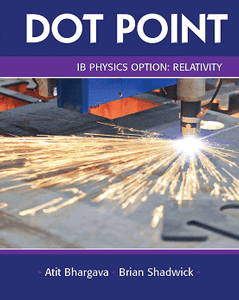 IB Physics Option Relativity Dot Point - IBSOURCE