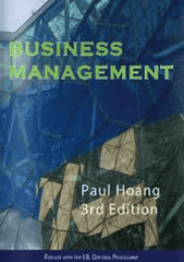 Business Management Workbook 2014 2nd Edition (S9R2) -IBID Press IBSOURCE