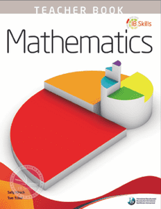 IB Skills: MYP Mathematics (Teacher Book) - IBSOURCE