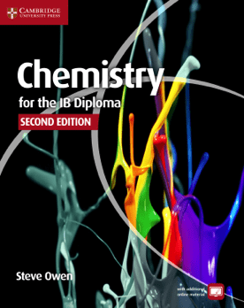 Chemistry for the IB Diploma 2nd edition -Cambridge University Press IBSOURCE