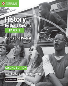 History for the IB Diploma Paper 1 Rights and Protest with Cambridge Elevate Edition 2/e