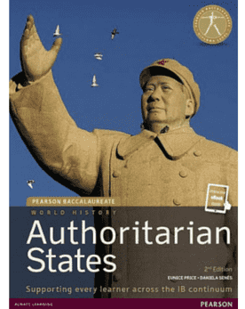 Pearson Baccalaureate History: Authoritarian States 2nd Edition textbook + eText bundle -Pearson Education IBSOURCE