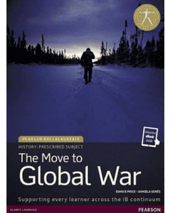 9781292102597, Pearson Baccalaureate History: The Move to Global War bundle