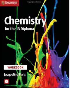 9781316634950, IB Diploma: Chemistry for the IB Diploma Workbook with CD-ROM