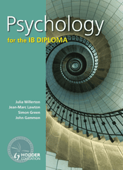 Psychology for the IB Diploma -Hodder Education IBSOURCE