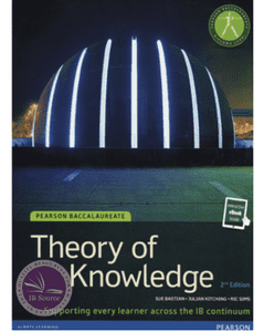 9781447944157, Pearson Baccalaureate: Theory of Knowledge, 2nd Edition (Pearson International Baccalaureate Diploma: International Edition) (Print version and eBook)