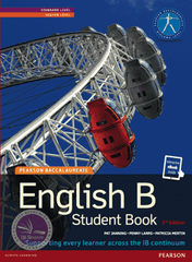 English B (standalone eText) -Pearson Education IBSOURCE