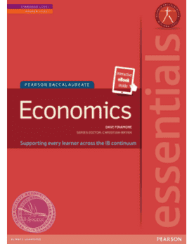 Pearson Baccalaureate Essentials: Economics (eText only edition) -Pearson Education IBSOURCE