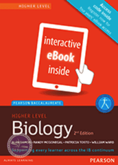 Pearson Baccalaureate Biology Higher Level 2nd edition ebook only edition (10 copies available at this price)