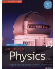 Pearson Baccalaureate Physics Higher Level 2e bundle
