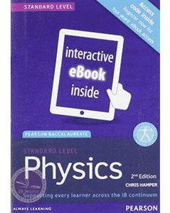 9781447959090, SPearson Bacc Phys SL 2e etext (2nd Edition) (Pearson International Baccalaureate Diploma: International Edtion)