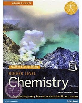 Pearson Baccalaureate Chemistry Higher Level 2nd ed. (print + eText bundle) -Pearson Education IBSOURCE