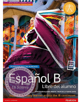 Espanol B Student Book (book only)