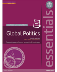 Pearson Essentials: Global Politics (Print + eText bundle)