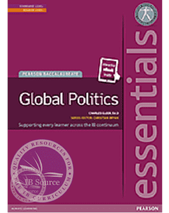 9781447999270, Pearson Essentials: Global Politics (eText only)