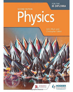 9781471829048, Physics for the IB Diploma Second Edition