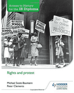 9781471839313, Access to History for the IB Diploma: Rights and Protest
