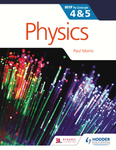 Physics by Concept for the IB MYP 4 & 5 - IBSOURCE