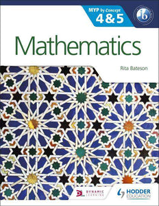 Mathematics by Concept for the IB MYP 4 & 5 - IBSOURCE