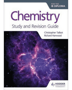 Chemistry for the IB Diploma Study and Revision Guide, Releases on [May 26, 2017]